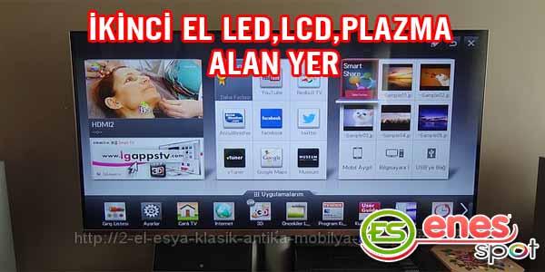 Antalya ikinci el televizyon yerler-0533370 25 83