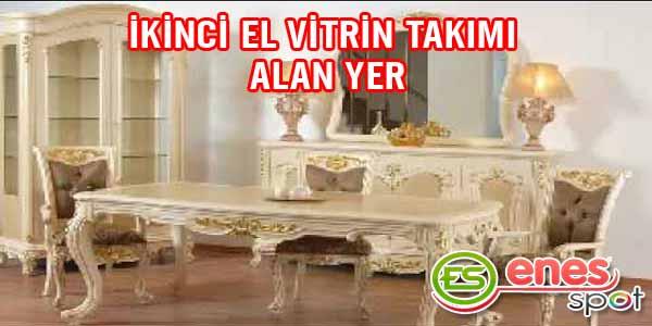 Antalya İkinci El Vitrin Alanlar