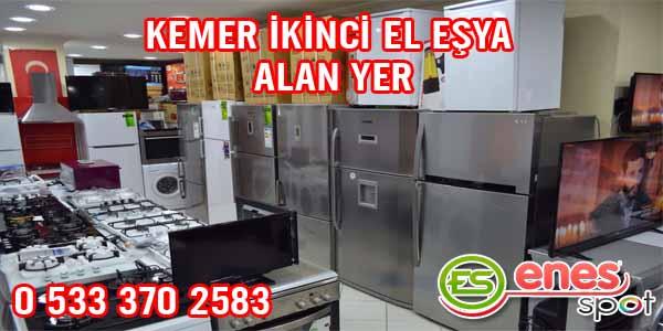 Antalya kemer 2.el eşya alım satımı – 0533 370 25 83